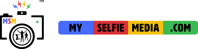 My Selfie Media .com Logo